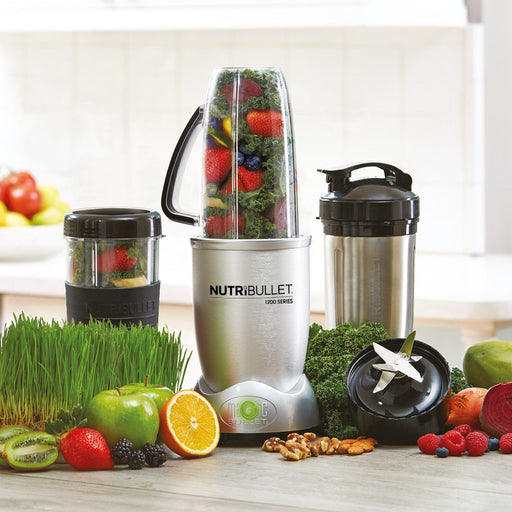 NutriBullet 1200 Series - 12 Piece Set