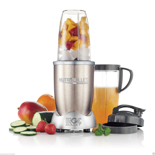 NutriBullet 900 Series - 9 Piece Set