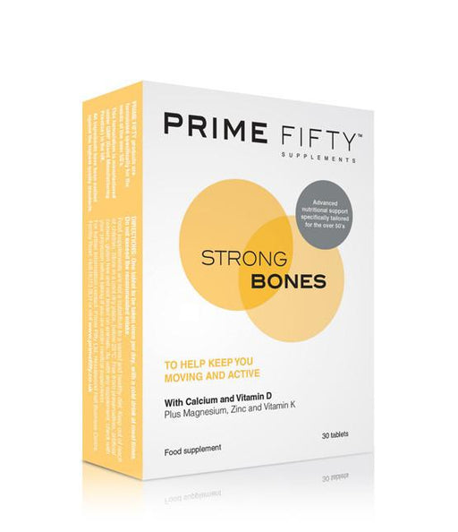 Strong Bones Supplements