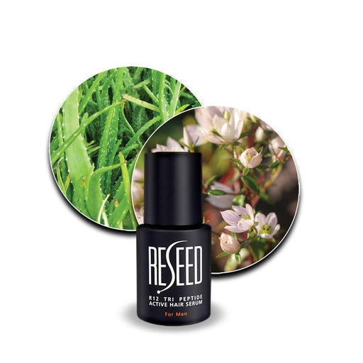 RESEED R12 Tri Peptide Active Hair Serum for Men - 30 ml