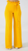You Had Me At Yellow Pants