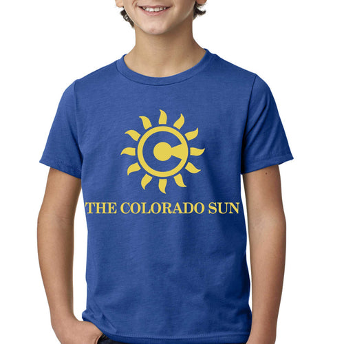 Colorado Sun T-shirt (Kids)
