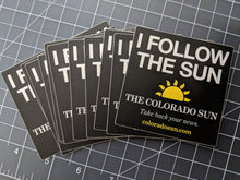 Load image into Gallery viewer, I Follow The Sun sticker pack