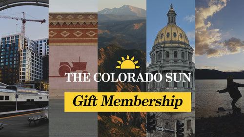 Basic Colorado Sun Membership — 1 year