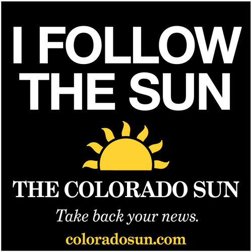 I Follow The Sun sticker