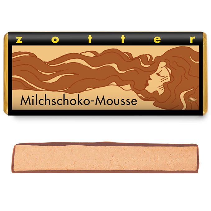 ZOTTER MILK CHOCO MOUSSE