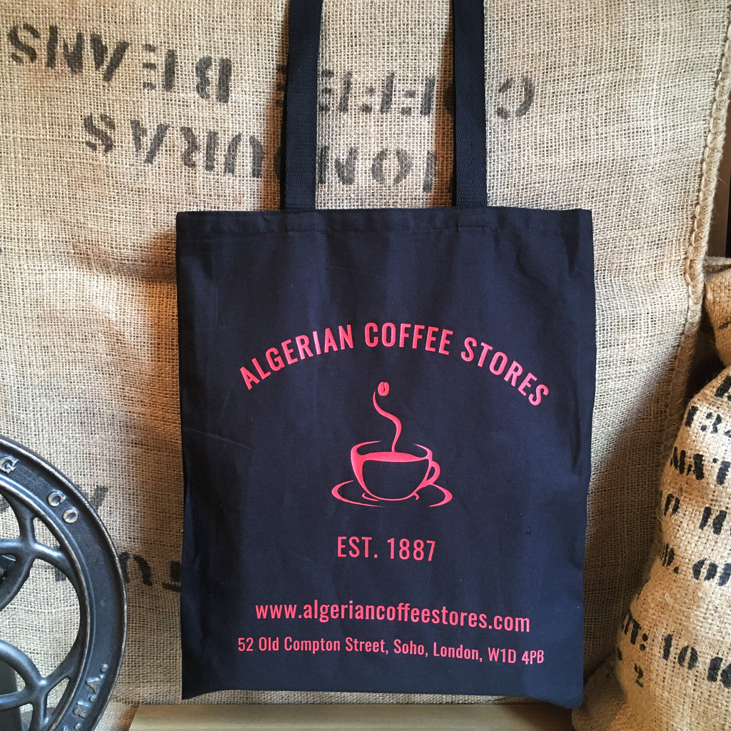 ALGERIAN COFFEE STORES TOTE BAG