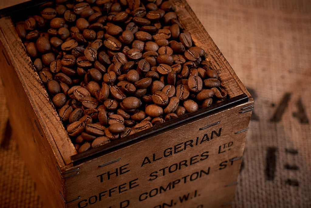 COFFEE OF THE MONTH - OCTOBER - CONNOISSEUR