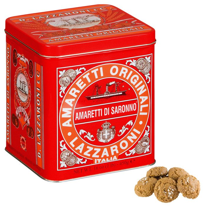 LAZZARONI AMARETTINI TIN