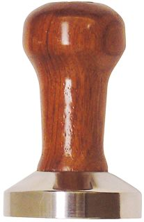WOODEN HANDLE TAMPER