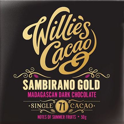 WILLIE'S CACAO - MADAGASCAN 71