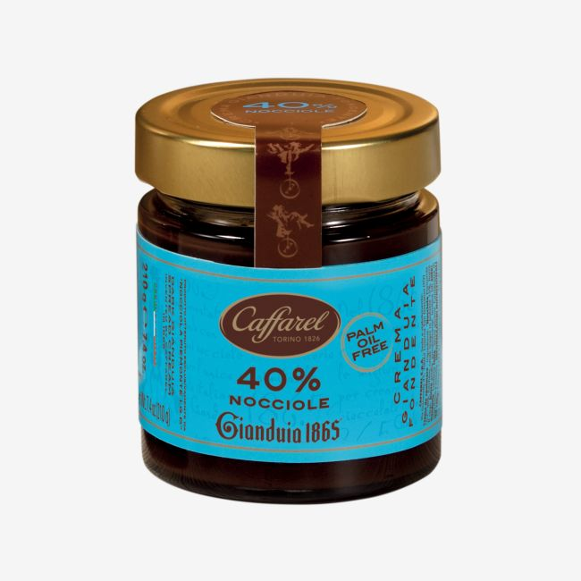 CAFFAREL DARK GIANDUIA SPREAD