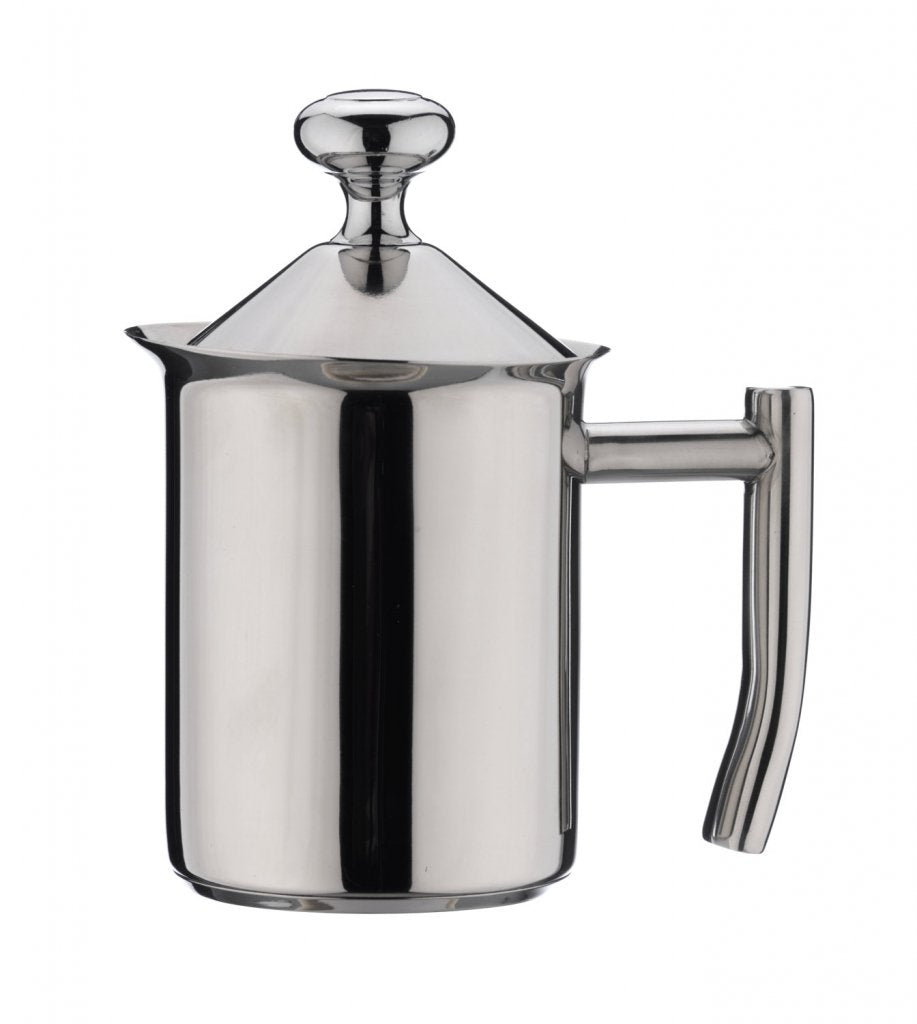 CAFE OLE STAINLESS STEEL MILK FROTHER JUG