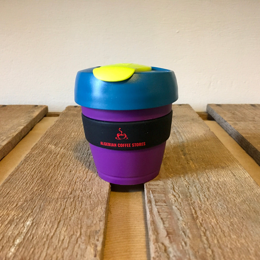 ALGERIAN COFFEE STORES KEEPCUP 4oz
