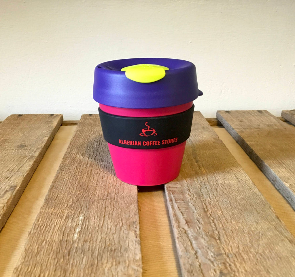ALGERIAN COFFEE STORES KEEPCUPS