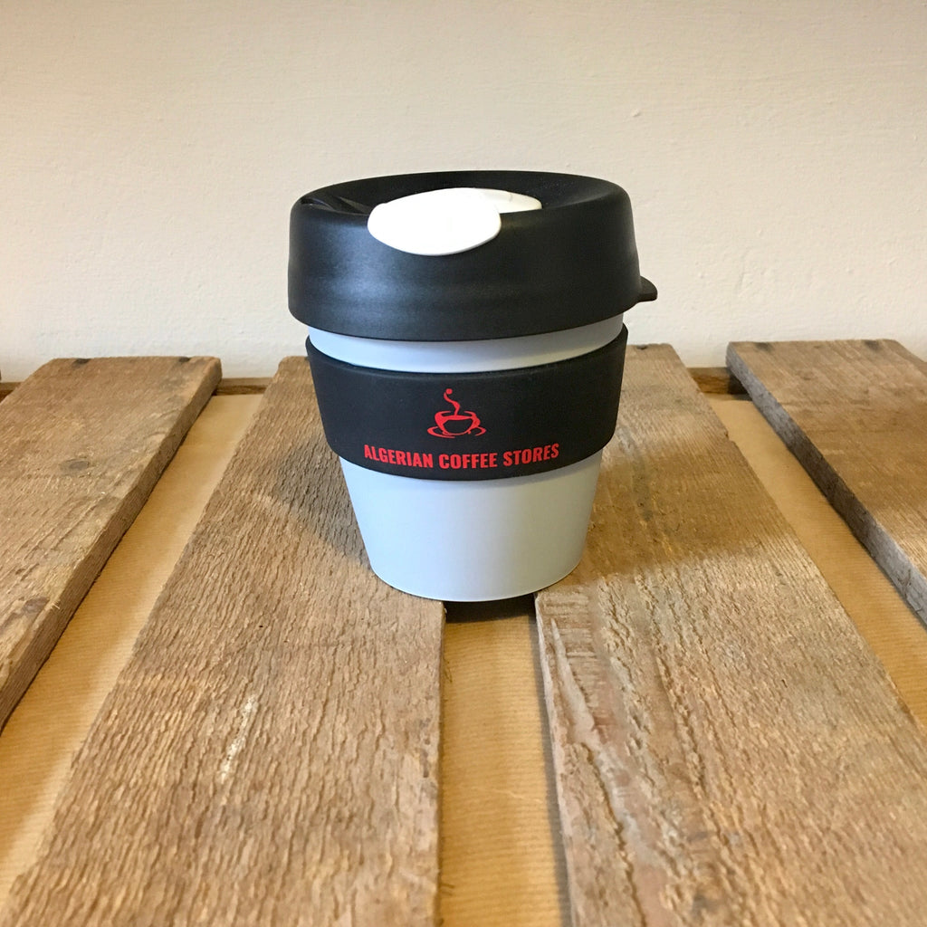 ALGERIAN COFFEE STORES KEEPCUP 8oz