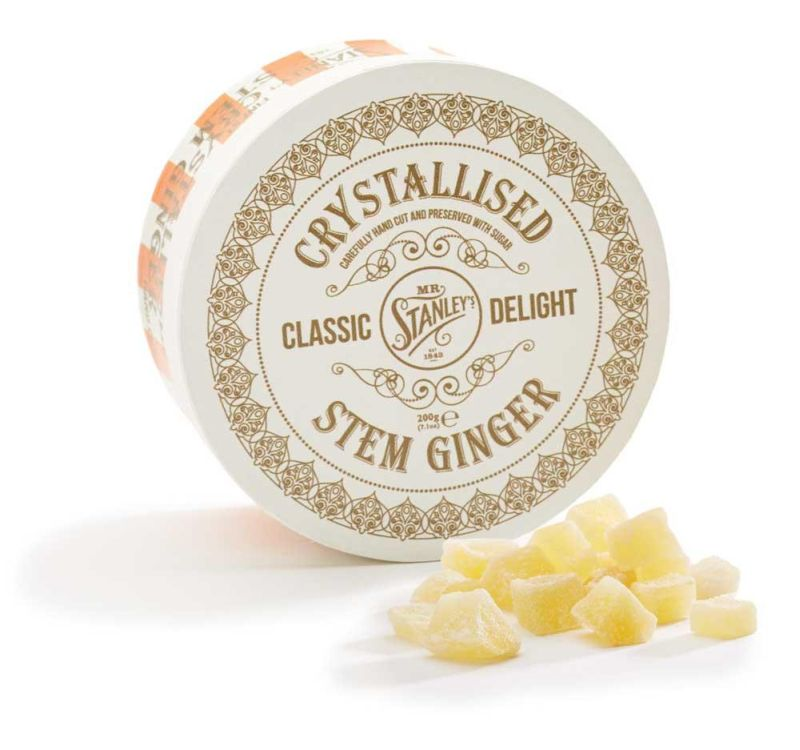 MR STANLEY'S CRYSTALLISED GINGER