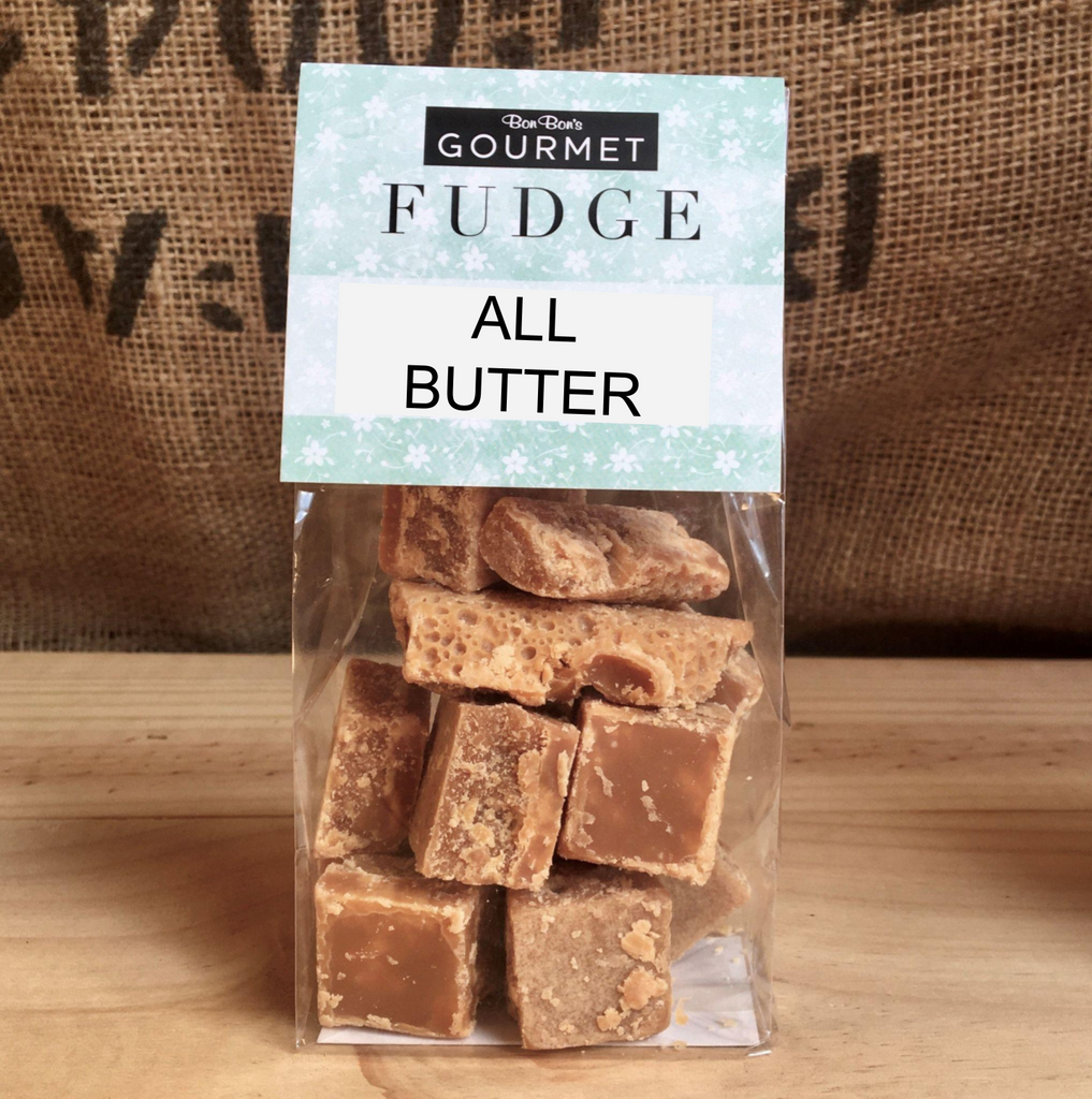ALL BUTTER FUDGE