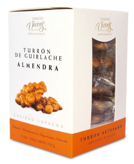TORRONS VICENS ALMOND GUIRLACHE