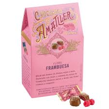 AMATLLER CHOCOLATE RASPBERRY CHCOLATES