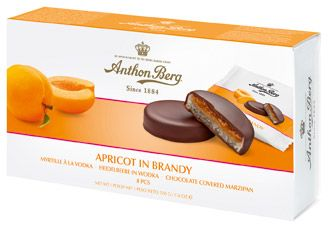 ANTHON BERG - APRICOT IN BRANDY MARZIPAN