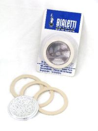 BIALETTI INOX WASHER SET
