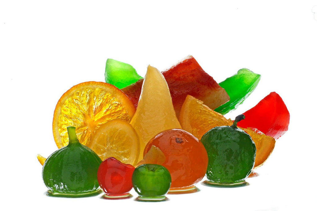 MIXED CANDIED FRUIT - FRANCISCO MORENO