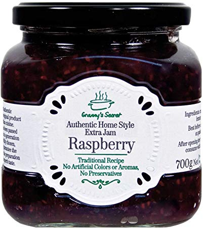 GRANNY'S SECRET RASPBERRY EXTRA JAM