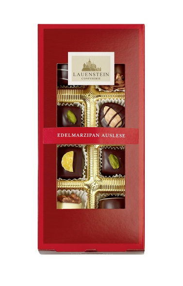 LAUENSTEIN CHOCOLATE MARZIPAN SELECTION BOX