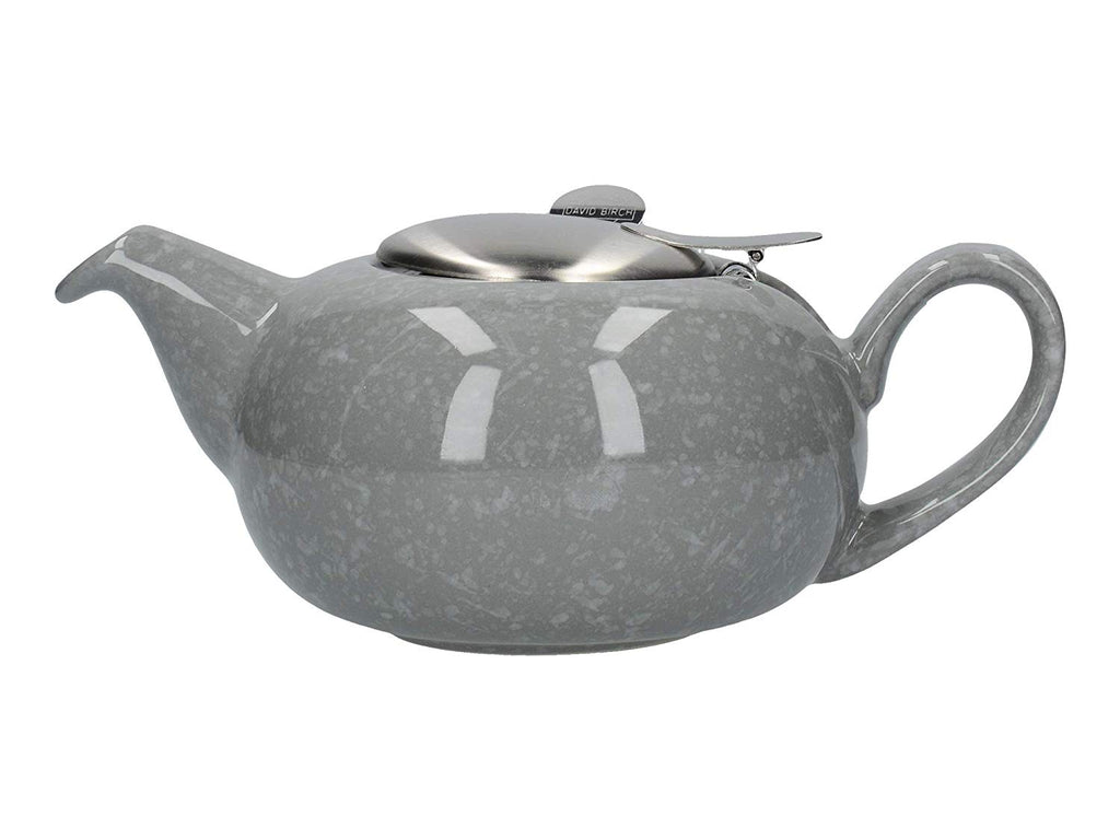 LONDON POTTERY PEBBLE 2 CUP TEAPOT
