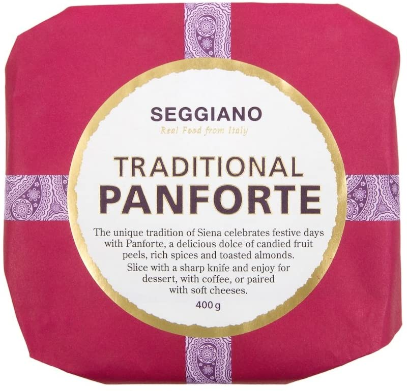 SEGGIANO TRADITIONAL PANFORTE