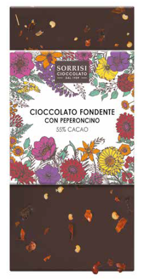 BOELLA & SORRISI - DARK CHOCOLATE & CHILLI