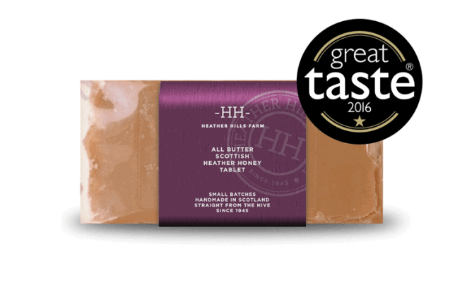 HEATHER HILLS ALL BUTTER HONEY TABLET