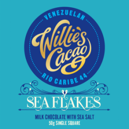 WILLIE'S CACAO SEA FLAKES
