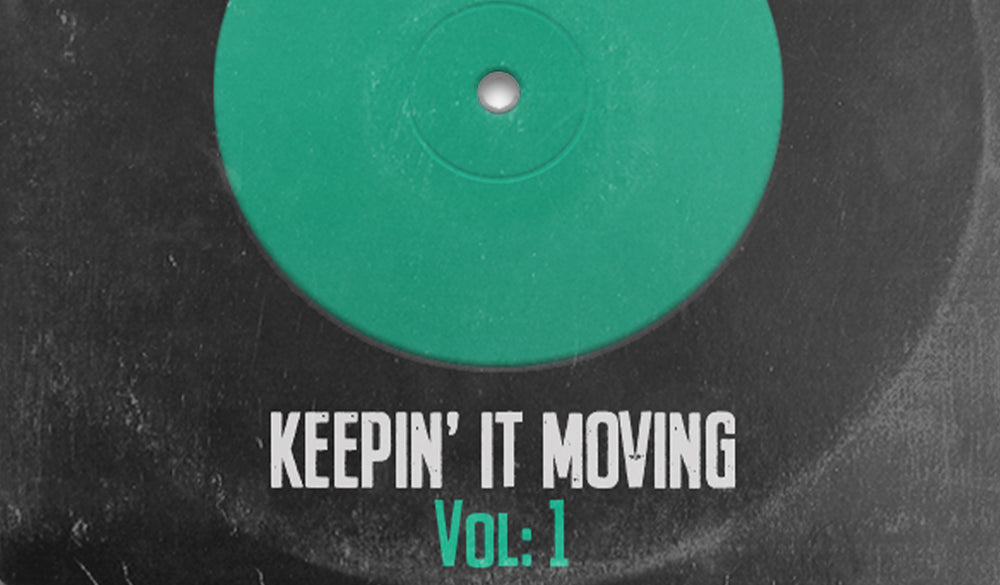 <center>Arcane Radio: KEEPIN' IT MOVING - VOL:1