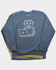Comfort Colors sweatshirt to bespoke print