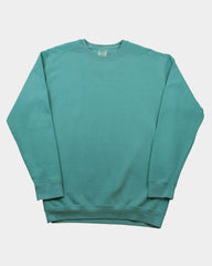 Mens Comfort Colors Crew Neck Sweatshirts | Screen Printed