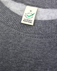 Mens EarthPositive® Organic Sweatshirts | Screen Printed