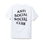 ASSC LOGO TEE WHITE LARGE (NEW)