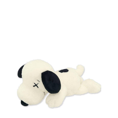 KAWS x PEANUT SNOOPY WHITE PLUSH TOY SMALL (NEW)