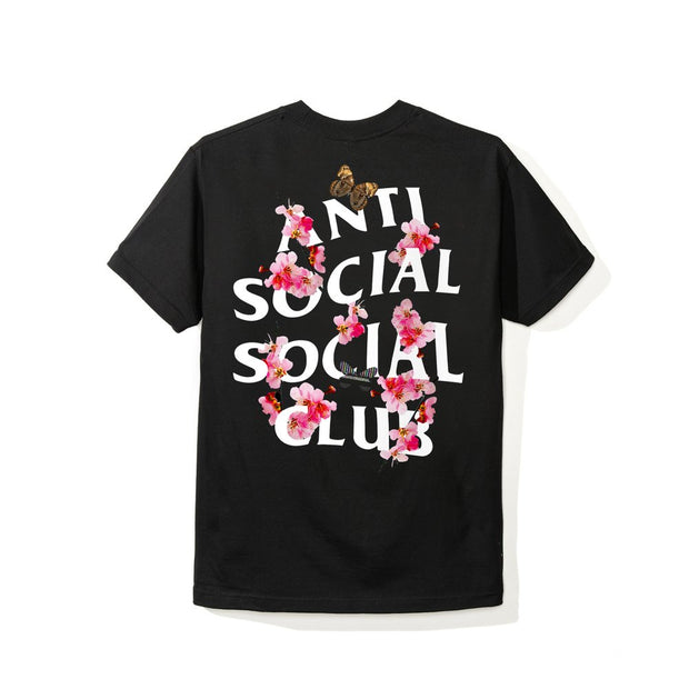 ASSC KKOCH CHERRY BLOSSOM TEE BLACK (NEW)