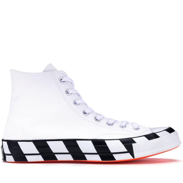 OFF WHITE X CONVERSE CHUCK TAYLOR (NEW) US12 / EU46.5