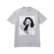 SUPREME SS17 SADE GREY TEE (NEW) -