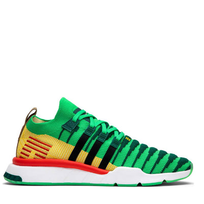 ADIDAS EQT SUPPORT MID DRAGON BALL Z (GREEN) SHENRON US6 / EU38.5 (NEW)