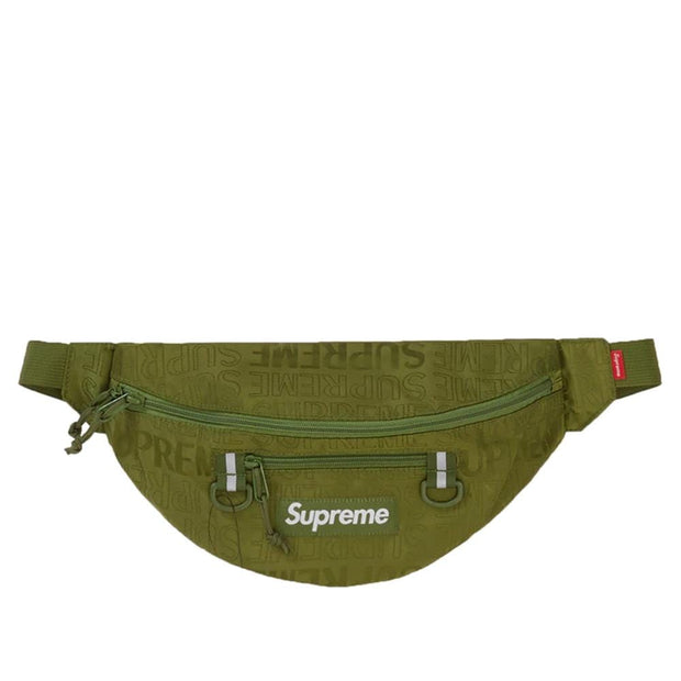 SUPREME SS19 WAIST BAG OLIVE (NEW)