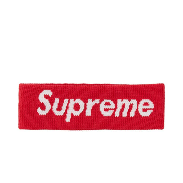 SUPREME X NIKE NBA HEADBAND RED (NEW)