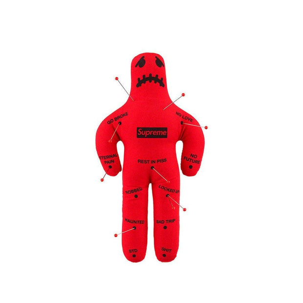 SUPREME RED VOODOO DOLL (NEW)