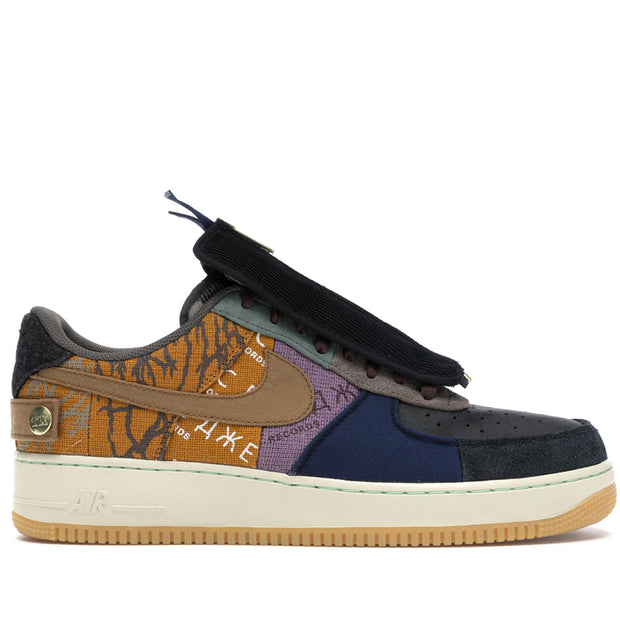 NIKE X TRAVIS SCOTT CACTUS JACK AIR FORCE 1 (NEW)