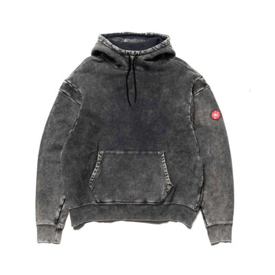 CAV EMPT OVERDYED BLEACHED HOODIE (NEW) MEDIUM