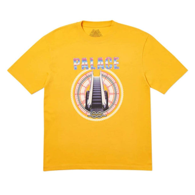 PALACE LONDINIUM TEE ORANGE SMALL (NEW)